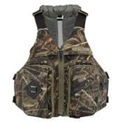 Astral Ronnie Fisher Fishing Kayak Life Jacket 2016, Realtree Max 5 Camo, medium