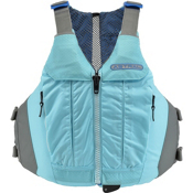 Astral Linda Womens Kayak Life Jacket 2016, Glacier Blue, medium