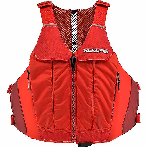Astral Linda Womens Kayak Life Jacket 2017, Rosa Red, 600