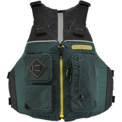 Astral Ronny Adult Kayak Life Jacket, Spruce Green, medium