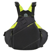 Astral YTV Adult Kayak Life Jacket 2017, Slate Black, medium