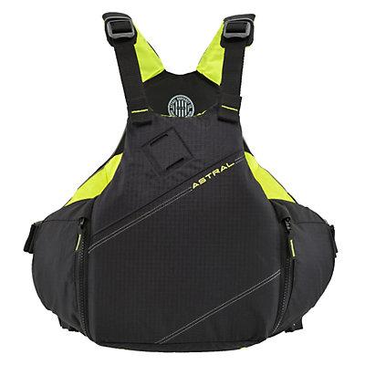 Astral YTV Adult Kayak Life Jacket 2016, Slate Black, viewer