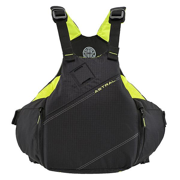 Astral YTV Adult Kayak Life Jacket 2017, Slate Black, 600