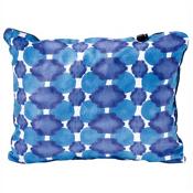 Therm-A-Rest Compressible Pillow, Indigo Dot, medium