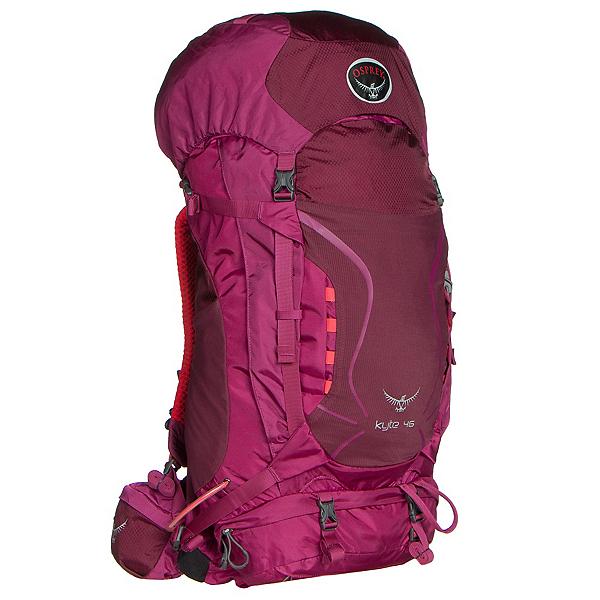 Osprey Kyte 46 Womens Backpack, Purple Calla, 600