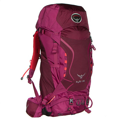Osprey Kyte 36 Womens Daypack 2016, Purple Calla, viewer