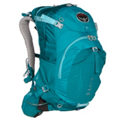 Osprey Mira AG 26 Hydration Pack, Bondi Blue, medium