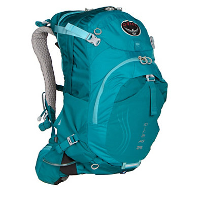 Osprey Mira AG 26 Hydration Pack, Bondi Blue, viewer
