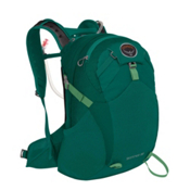 Osprey Skimmer 22 Hydration Pack 2016, Jade Green, medium