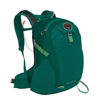 Osprey Skimmer 22 Hydration Pack 2016, Jade Green, viewer