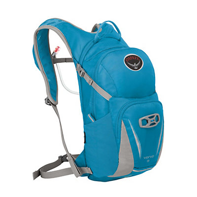Osprey Verve 9 Hydration Pack, Azure Blue, viewer