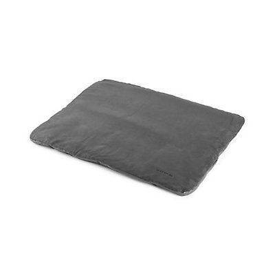 Ruffwear Mt. Bachelor Pad Pet Bed, Granite Gray, viewer