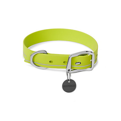 Ruffwear Headwater Collar, Fern Green, viewer