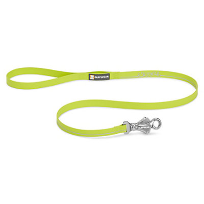 Ruffwear Headwater Leash, Fern Green, viewer