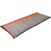 Alps Mountaineering Fahrenheit 20 Rectangular Sleeping Bag 2016, Grey-Orange, medium