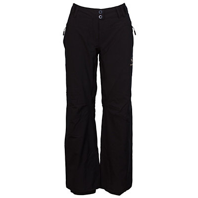 Rossignol Cosmos STR Womens Ski Pants, Black, viewer