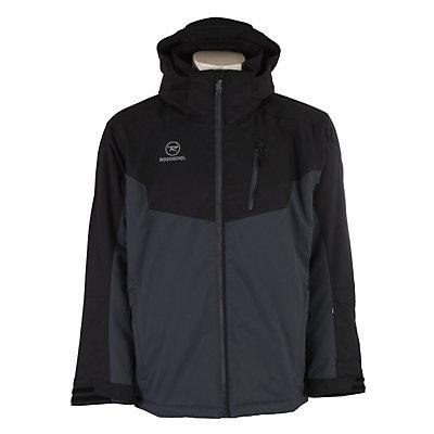 Rossignol Elite Mens Insulated Ski Jacket, Cold Grey, viewer