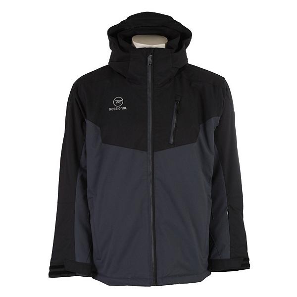 Rossignol Elite Mens Insulated Ski Jacket, Cold Grey, 600
