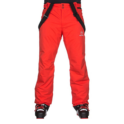 Rossignol Elite Mens Ski Pants, Blaze Red, viewer