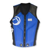 Liquid Force Watson Comp Adult Life Vest 2016, Black-Blue, medium