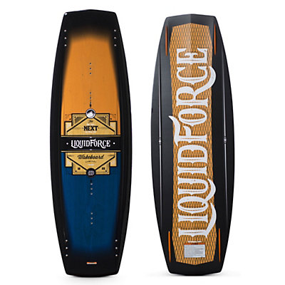 Liquid Force Next Wakeboard 2016, 139cm, viewer