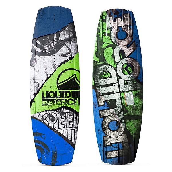 Liquid Force Classic Wakeboard, 134cm, 600