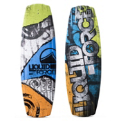 Liquid Force Classic Wakeboard 2016, 138cm, medium