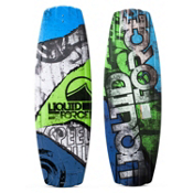 Liquid Force Classic Wakeboard 2016, 142cm, medium