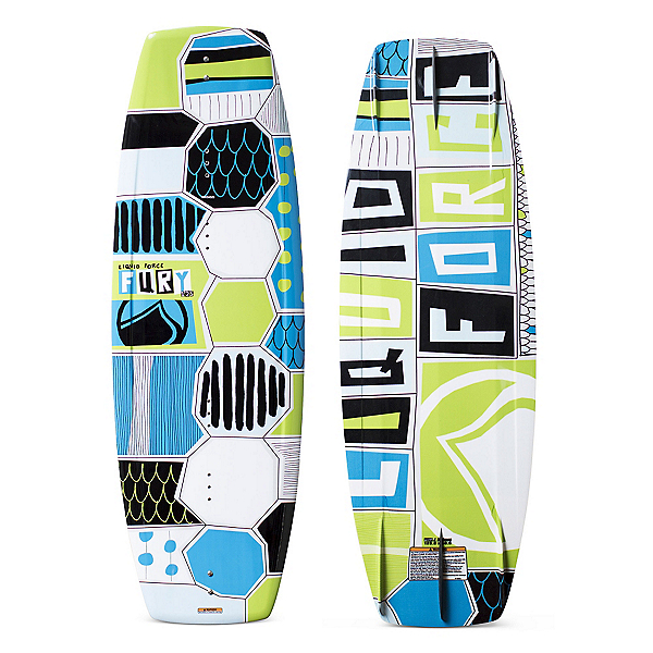 Liquid Force Fury Kids Wakeboard, , 600
