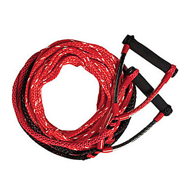 HO Sports Double Handle with 70ft Mainline Water Ski Rope, , viewer