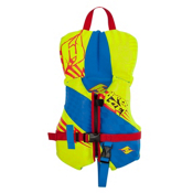 Hyperlite Toddler Indy Neo Boys Infant Life Vest 2017, Volt-Blue, medium