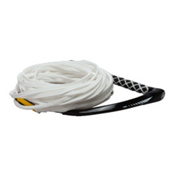 Hyperlite Apex Handle Wakeboard Rope 2016, White, medium