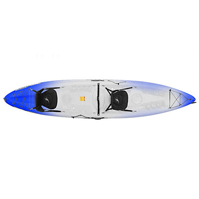 Ocean Kayak Malibu 2XL Tandem Kayak 2016, Sunrise, viewer