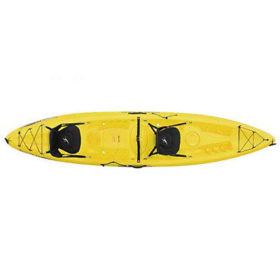 Ocean Kayak Malibu 2XL Tandem Kayak 2017, Sunrise, viewer