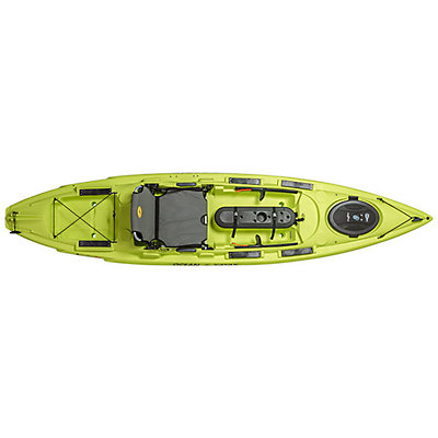 Ocean Kayak Prowler Big Game Angler II Fishing Kayak 2016, Lemongrass, viewer