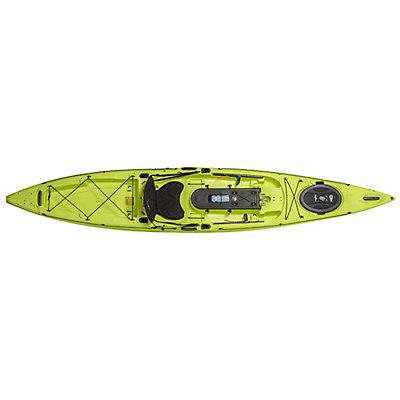 Ocean Kayak Trident Ultra 4.3 Fishing Kayak 2016, Brown Camo, viewer