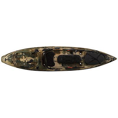 Ocean Kayak Trident 11 Fishing Kayak 2016, Urban Camo, viewer