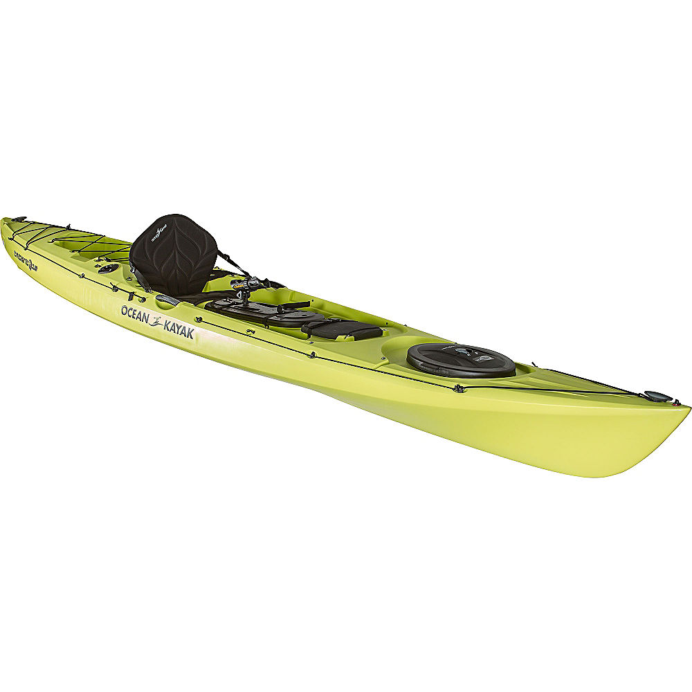 ocean kayak trident 15 fishing kayak ebay