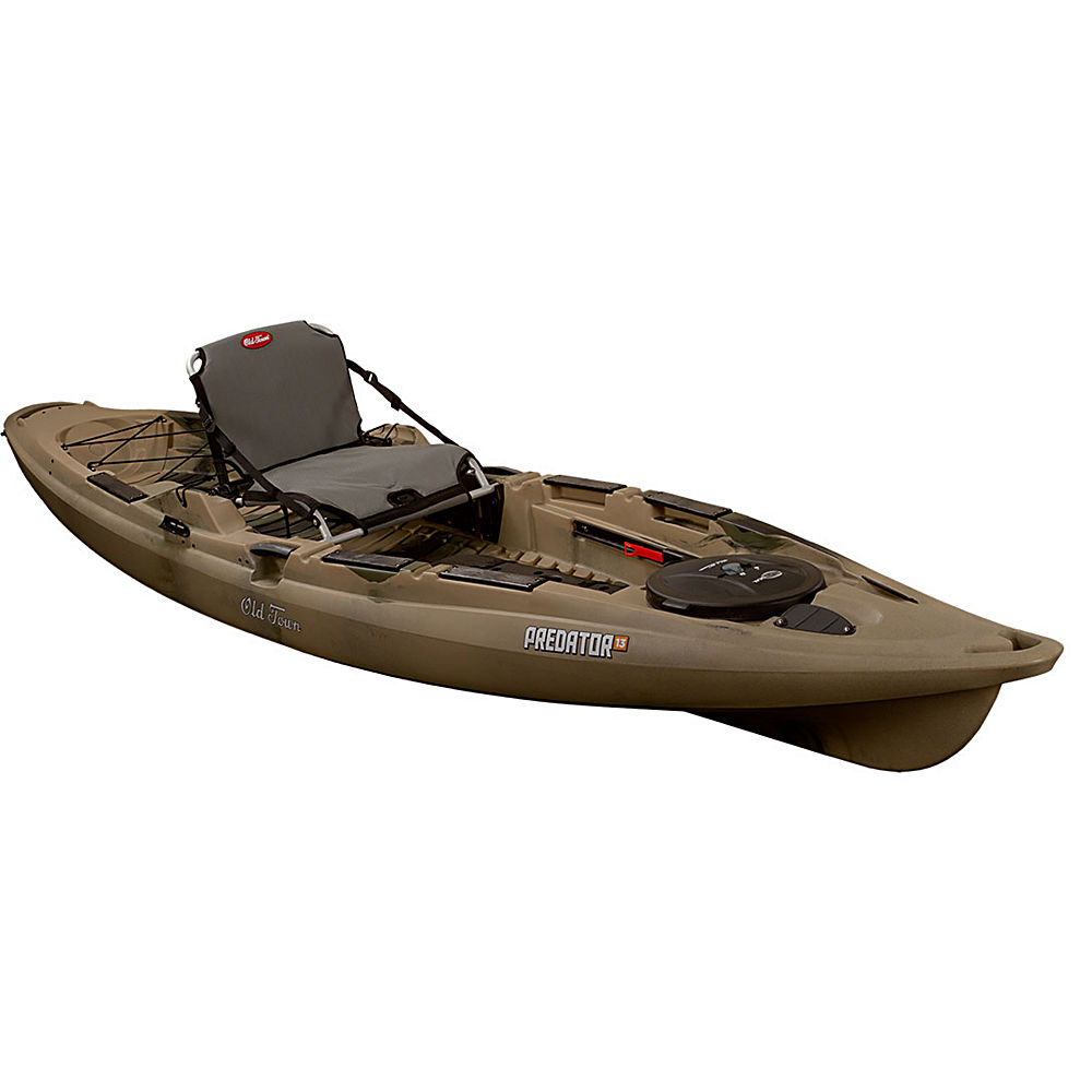old town predator 13 fishing kayak 2016
