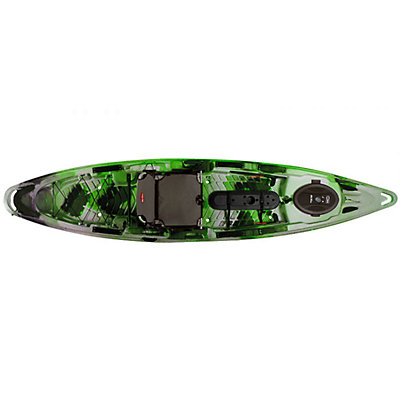 Old Town Predator 13 Kayak, Brown Camo, viewer
