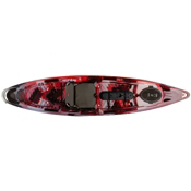 Old Town Predator 13 Fishing Kayak 2016, Black Cherry, medium