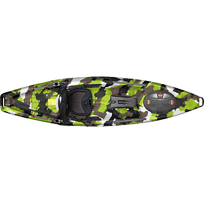 Feelfree Moken 10 Lite Fishing Kayak, Sun Camo, viewer