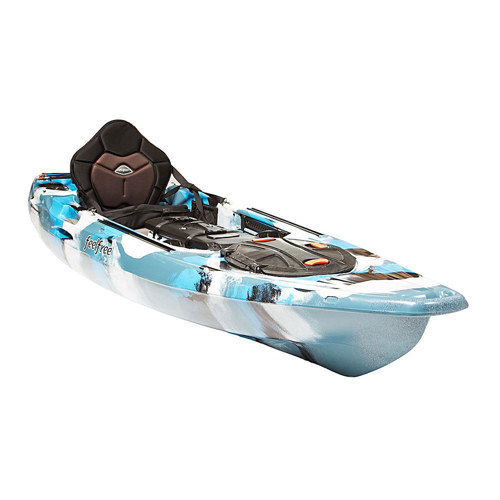 Feelfree moken 12 5 fishing kayak ebay for 10 fishing kayak
