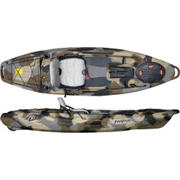 Feelfree Lure 10 Kayak 2017, Winter Camo, 256