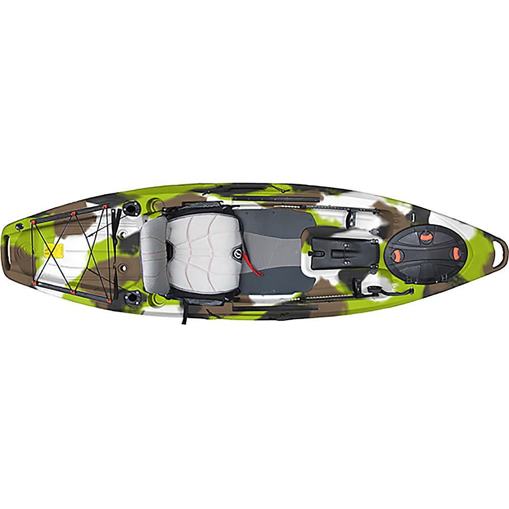 Feelfree lure 10 fishing kayak 2016 ebay for Feelfree lure 11 5 with trolling motor