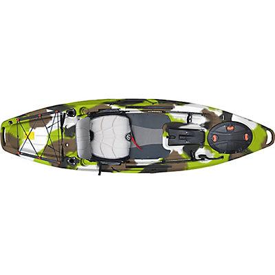 Feelfree Lure 10 Kayak 2017, Winter Camo, viewer