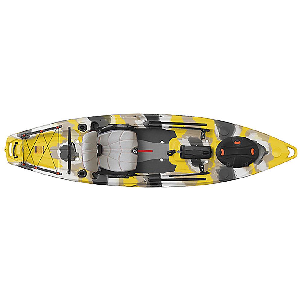 Feelfree lure 11 5 fishing kayak 2016 ebay for Feelfree lure 11 5 with trolling motor