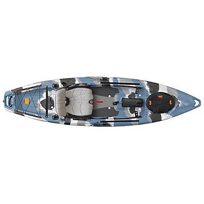 Feelfree Lure 11.5 Fishing Kayak 2017, Lime Camo, viewer