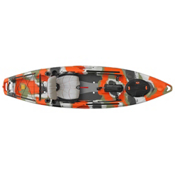Feelfree Lure 11.5 Fishing Kayak 2017, Orange Camo, medium