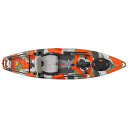 Feelfree Lure 11.5 Kayak 2017, Orange Camo, 256